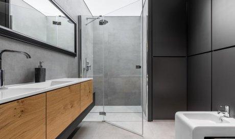 Création d'une douche à l'italienne sur mesure par plombier à Strasbourg
