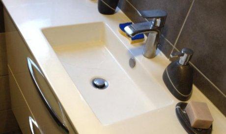 Plombier Strasbourg spécialisé dans l'installation d'évier et robinet pour salle de bain
