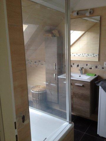 Rénovation complète de salle de bain à Strasbourg