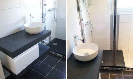 Pose de salle de bain à Strasbourg