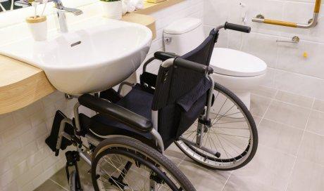 Réalisation d'une salle de bain PMR sur-mesure à Strasbourg